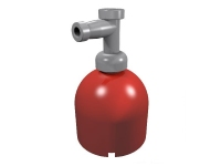 LEGO BHV Fire extinguisher, large