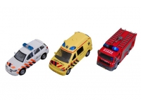 Die Cast Emergency Vehicles