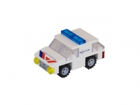 LEGO Midi Scale Police Car NL-striping