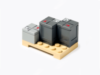 LEGO ERO Cargo: Pallet with boxes