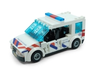 LEGO Polizei Touran NL - striping