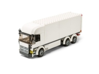 LEGO BHV Transport: Truck, white