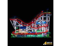 LMB LEGO Roller Coaster #10261 Light Kit