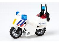LEGO Polizei Motor NL-striping