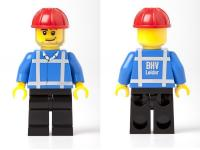 LEGO MiniFig ERO Leader, construction (NL)