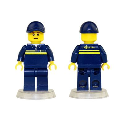 LEGO MiniFig Policeman - new outfit (NL)_1