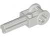 LEGO Technic Pole Reverser Handle, lichtgrijs