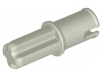 LEGO Technic Axle Pin, lightgray