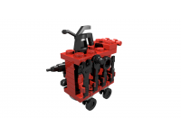 LEGO ETS Garage: Tool-car (red)