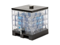 LEGO BHV Transport: IBC Container, gevuld