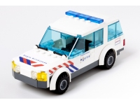 LEGO Police Car NL-striping
