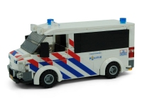 LEGO Police FlexVan - NL-striping
