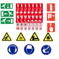 ERO Pictogram Signs
